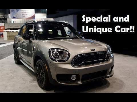 56 The Best 2019 Mini Cooper Countryman Model