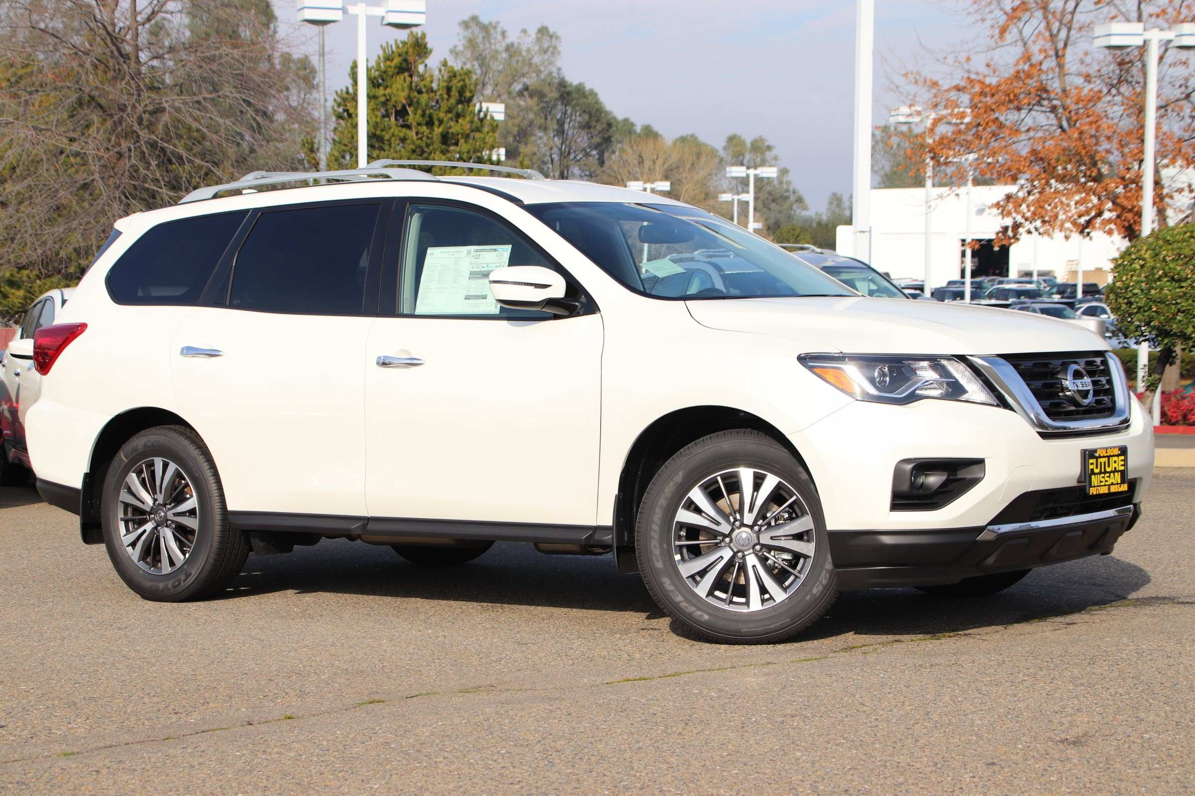 56 The Best 2019 Nissan Pathfinder Picture