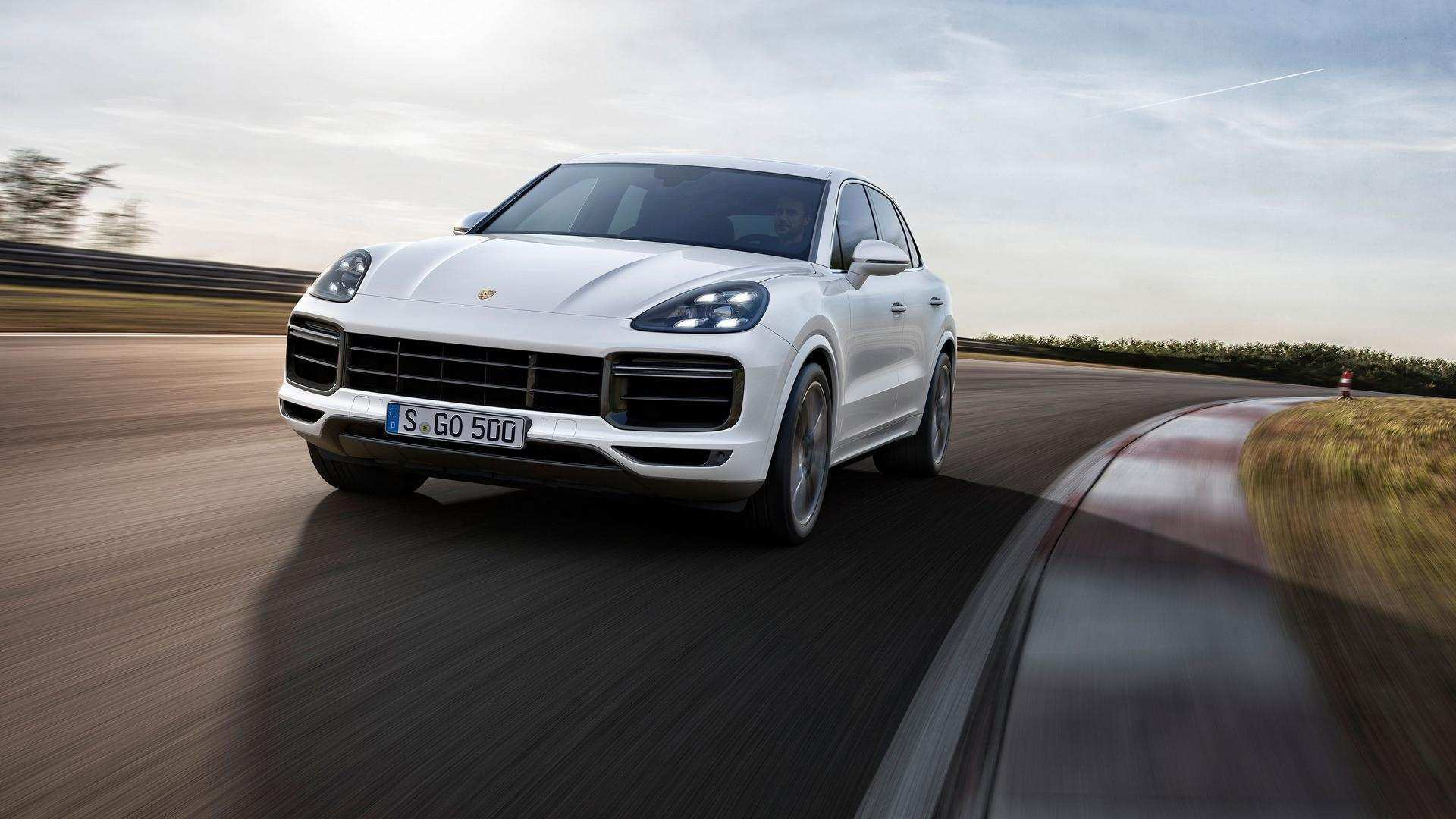 56 The Best 2019 Porsche Cayenne Turbo S Research New