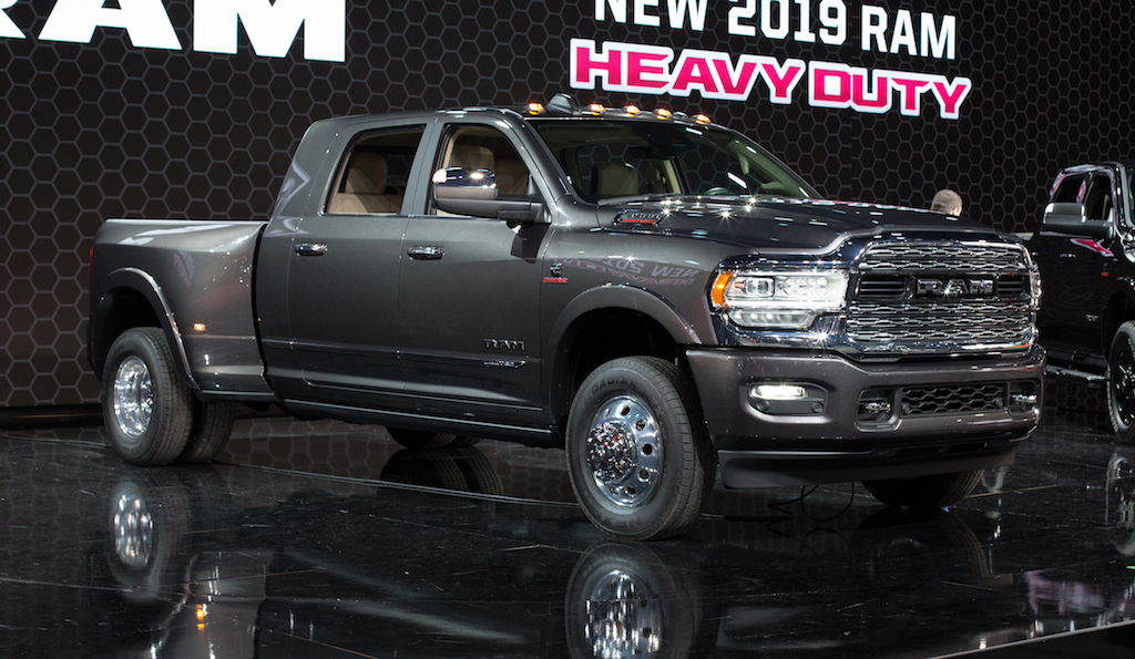 56 The Best 2019 Ram 3500 Release Date And Concept