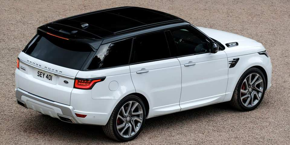 56 The Best 2019 Range Rover Sport Release Date
