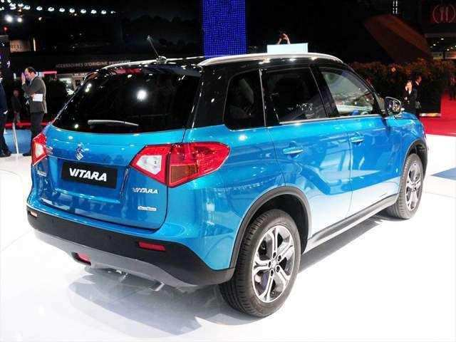 56 The Best 2019 Suzuki Grand Vitara Review