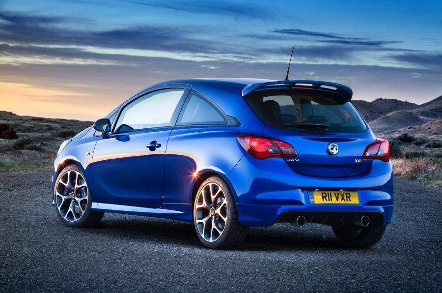 56 The Best 2019 Vauxhall Corsa VXR Release Date And Concept