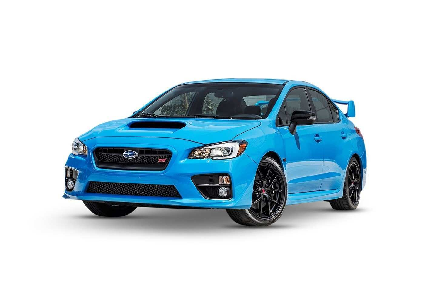 56 The Best 2019 Wrx Sti Hyperblue Spesification