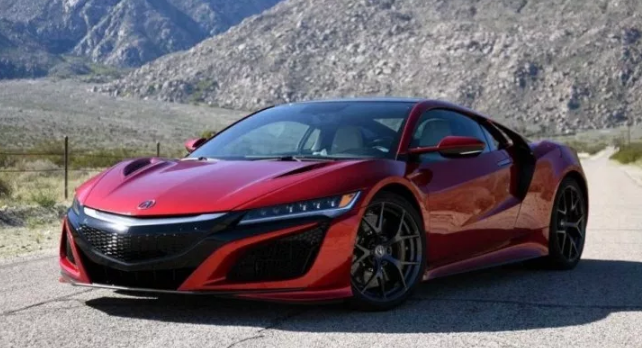 56 The Best 2020 Acura NSX Style