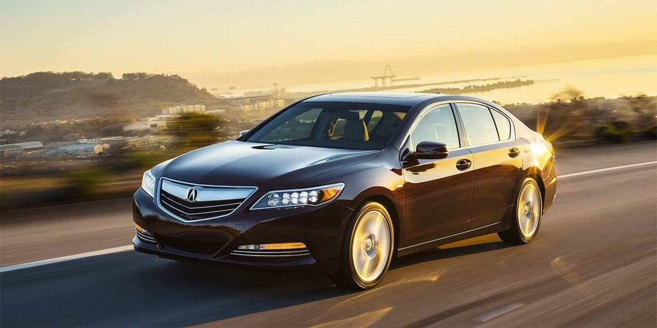 56 The Best 2020 Acura RLX Overview