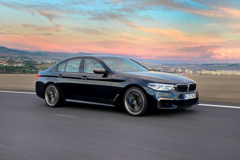 56 The Best 2020 BMW 5 Series Interior