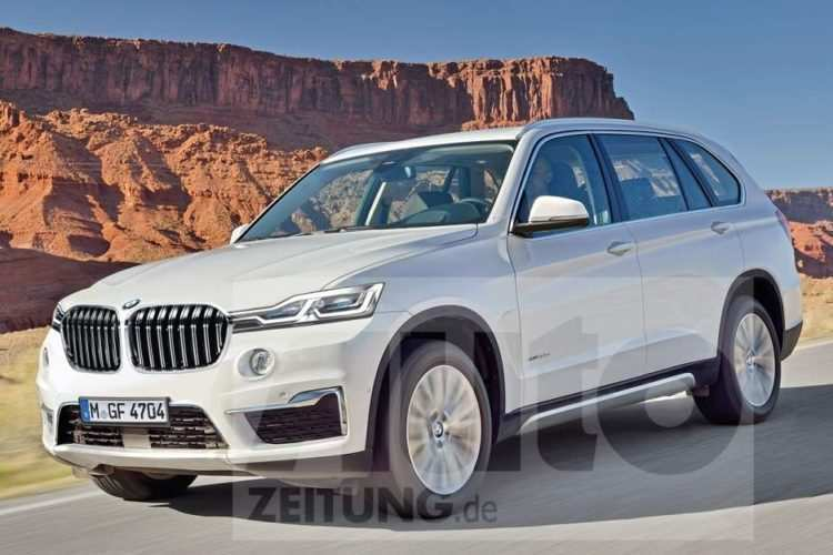 56 The Best 2020 BMW X7 Suv Series First Drive