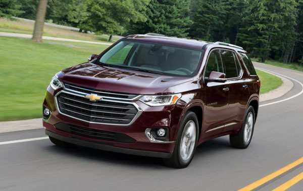 56 The Best 2020 Chevrolet Traverses Release Date And Concept
