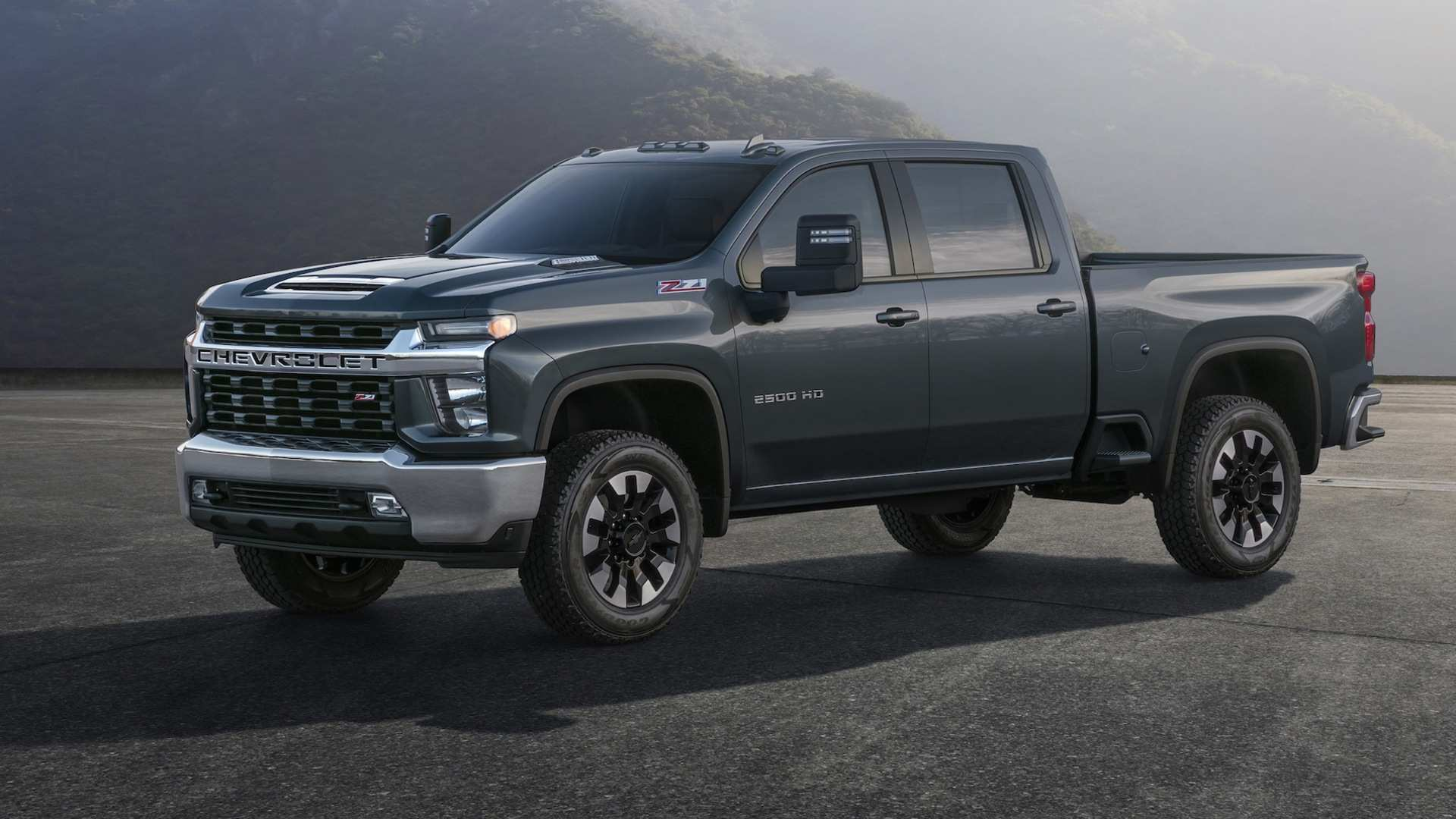 56 The Best 2020 Chevy 2500Hd Release