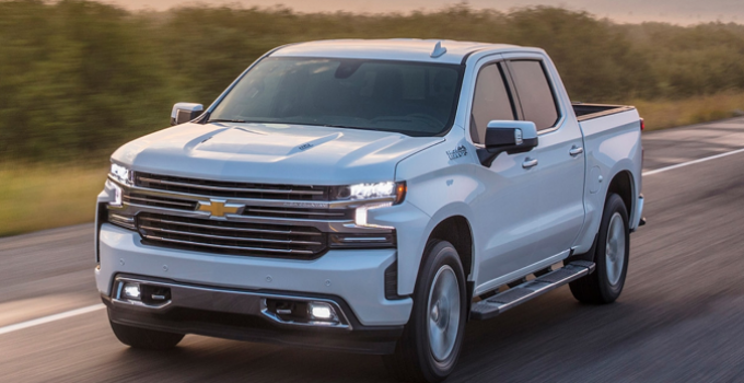 56 The Best 2020 Chevy Silverado 1500 2500 New Concept