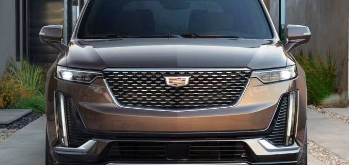 56 The Best 2020 GMC Acadia Vs Chevy Traverse Redesign And Concept