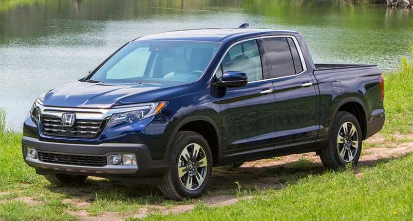 56 The Best 2020 Honda Ridgelineand Redesign And Review