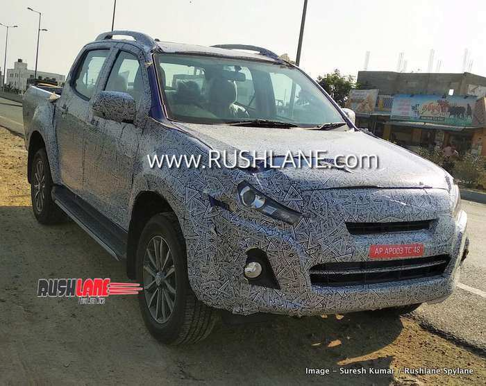 56 The Best 2020 Isuzu Dmax Photos