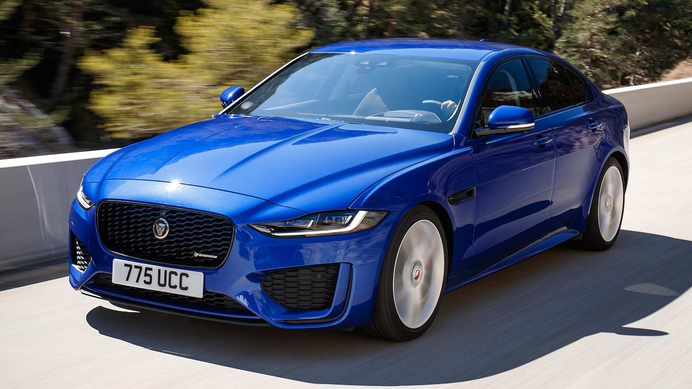 56 The Best 2020 Jaguar Xe Sedan Review And Release Date