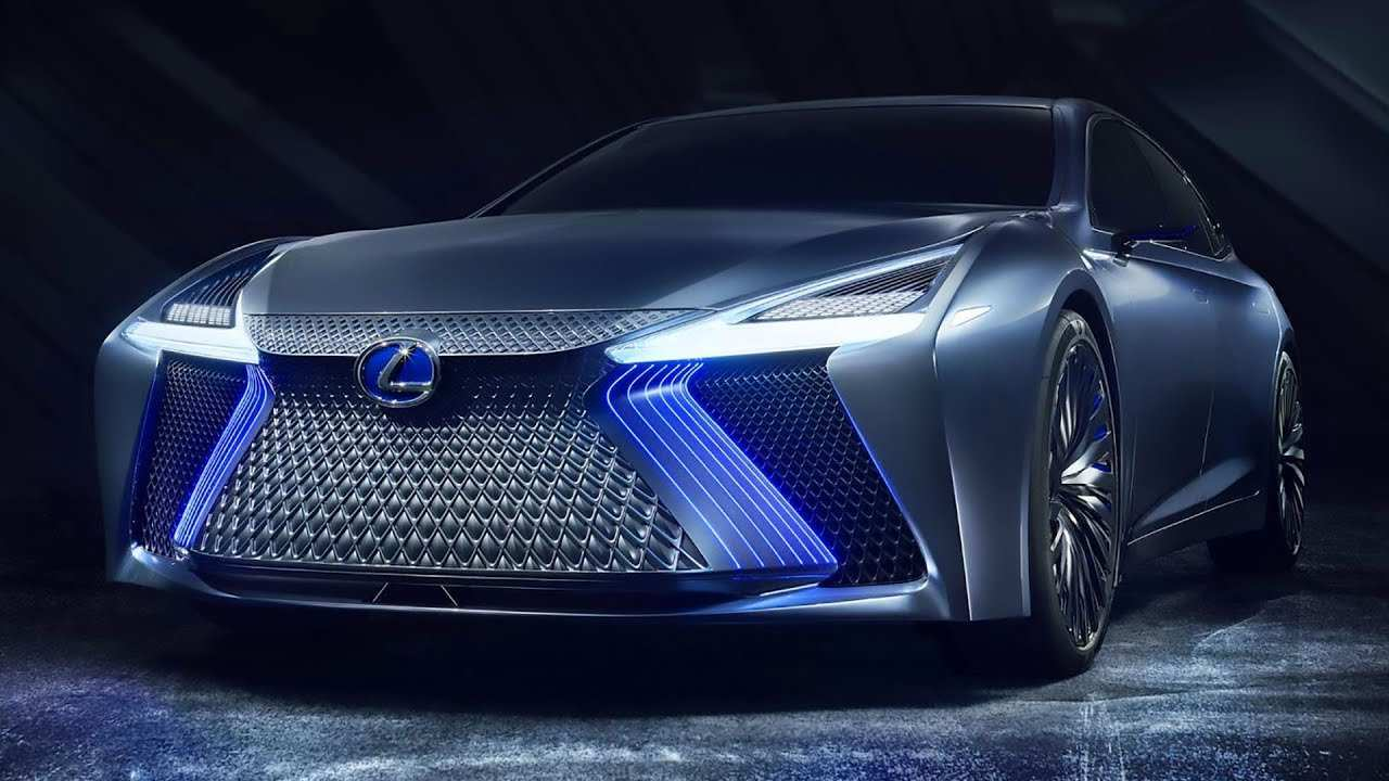 56 The Best 2020 Lexus LS Research New