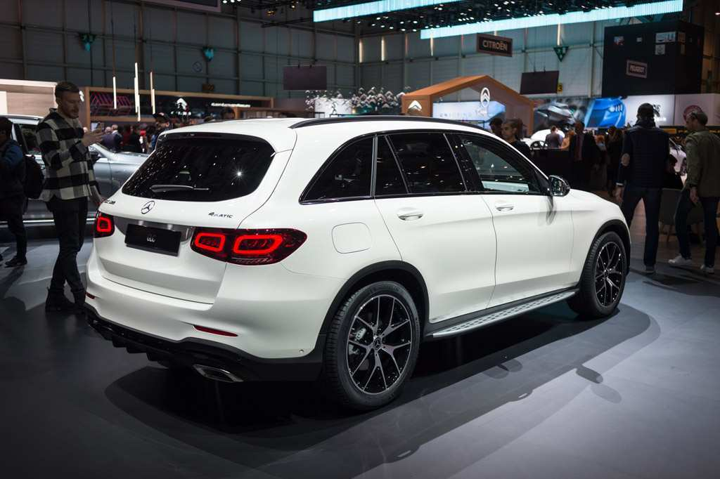 56 The Best 2020 Mercedes Glc Release Date
