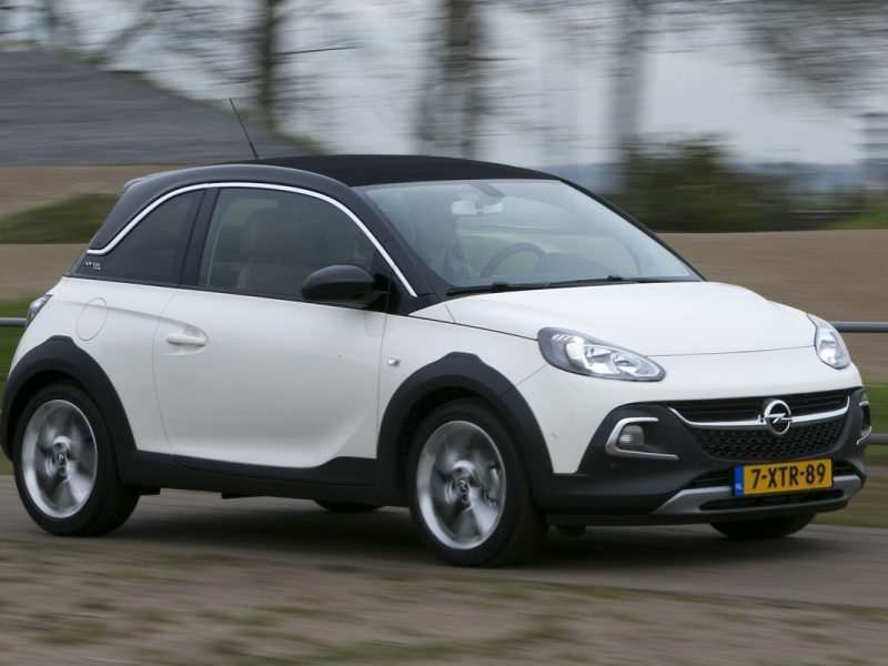 56 The Best 2020 Opel Adam Rocks New Review | Review Cars 2020