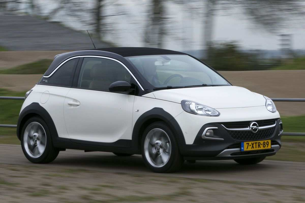 56 The Best 2020 Opel Adam Rocks New Review