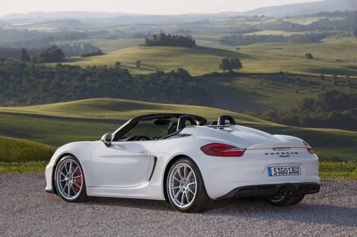 56 The Best 2020 Porsche Boxster S Engine