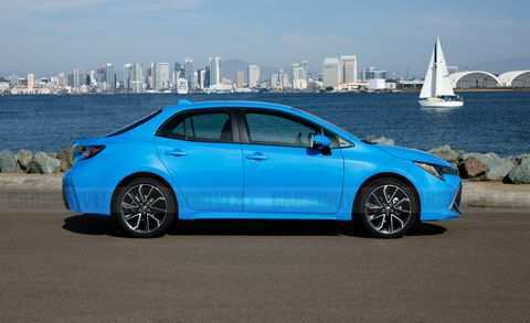 56 The Best 2020 Toyota Corolla Hatchback Picture