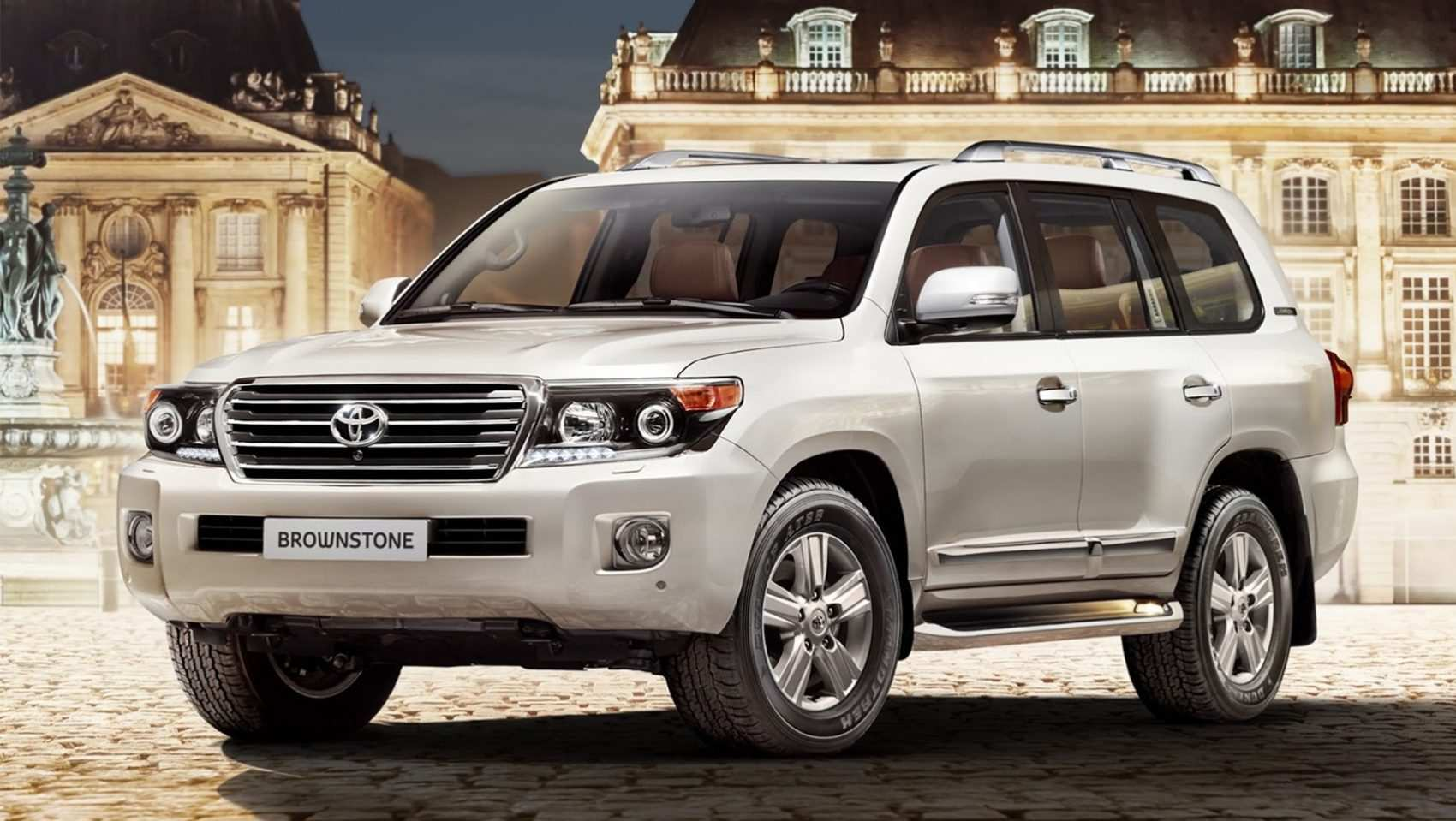 56 The Best 2020 Toyota Land Cruiser Price