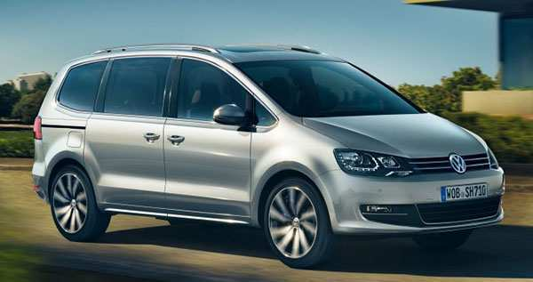 56 The Best 2020 VW Sharan Spy Shoot
