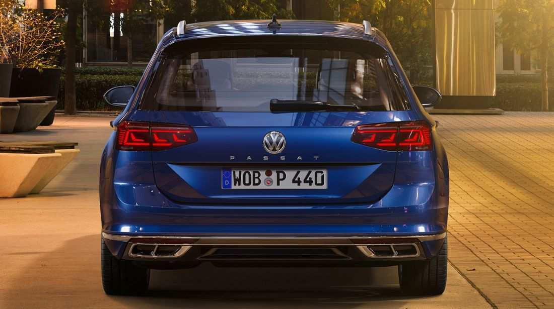 56 The Best 2020 Volkswagen Passat Spy Shoot