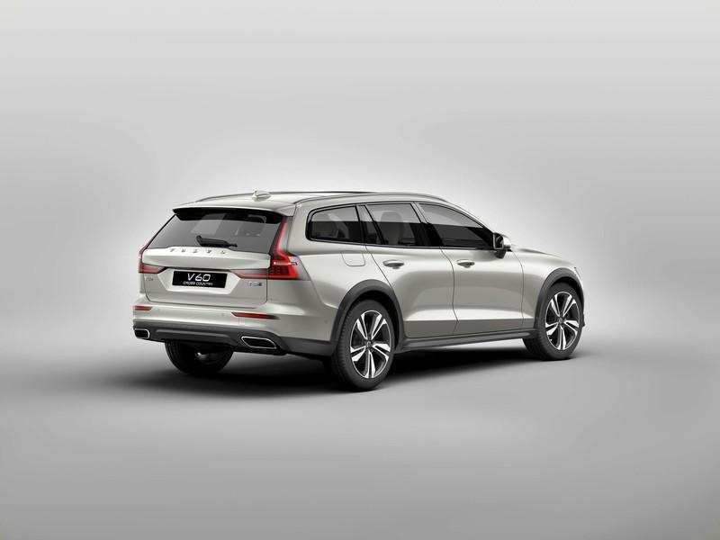 56 The Best 2020 Volvo V60 Cross Country Performance And New Engine