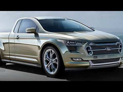 56 The Best Ford Ranchero 2020 Redesign And Concept