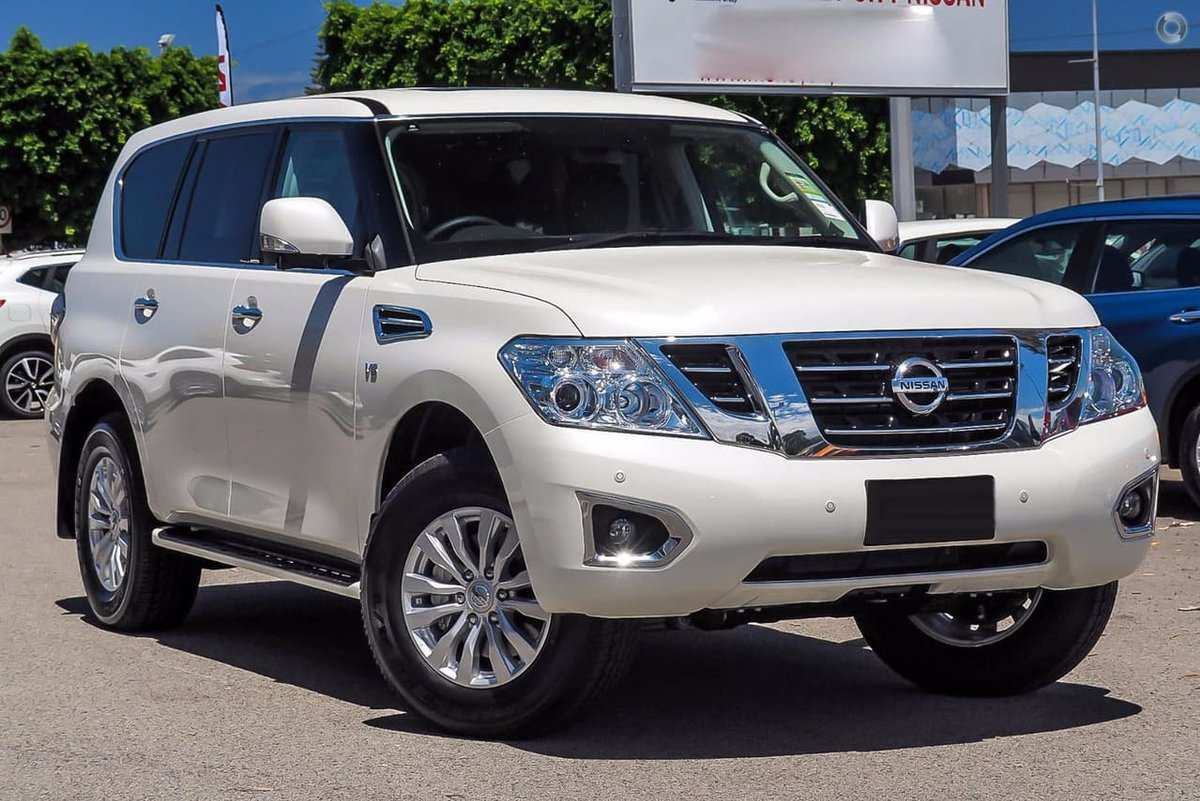 56 The Best New Nissan Patrol 2019 Concept