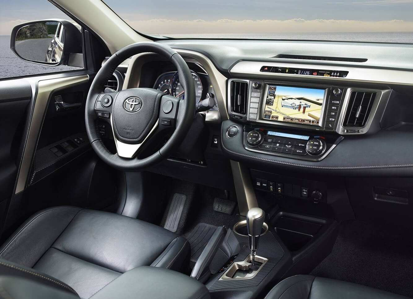 56 The Best Toyota Rav4 2020 Interior Specs And Review
