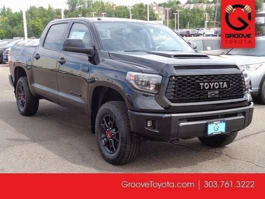 56 The Best Toyota Tundra Trd Pro 2019 Specs And Review