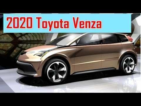 56 The Best Toyota Venza 2020 Model Exterior