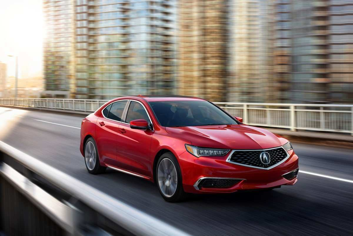 56 The Best When Will 2020 Acura Tlx Be Released Exterior