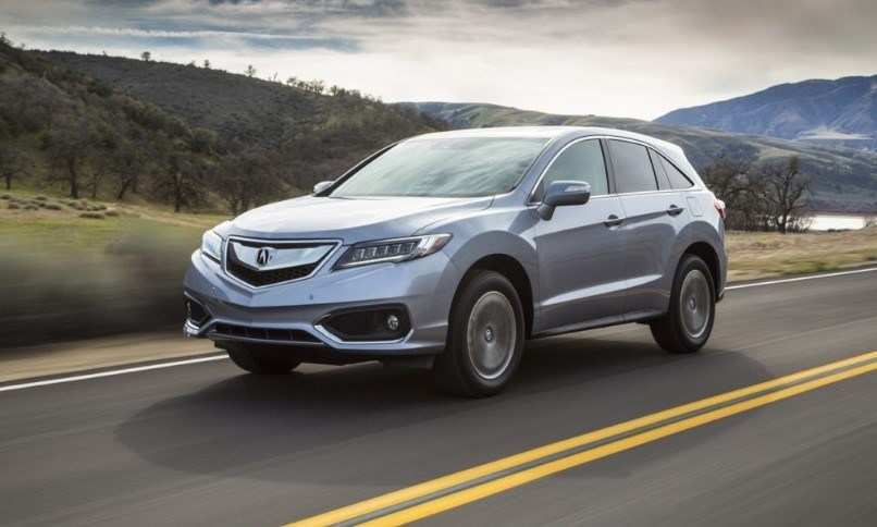 56 The Changes For 2020 Acura Rdx Engine