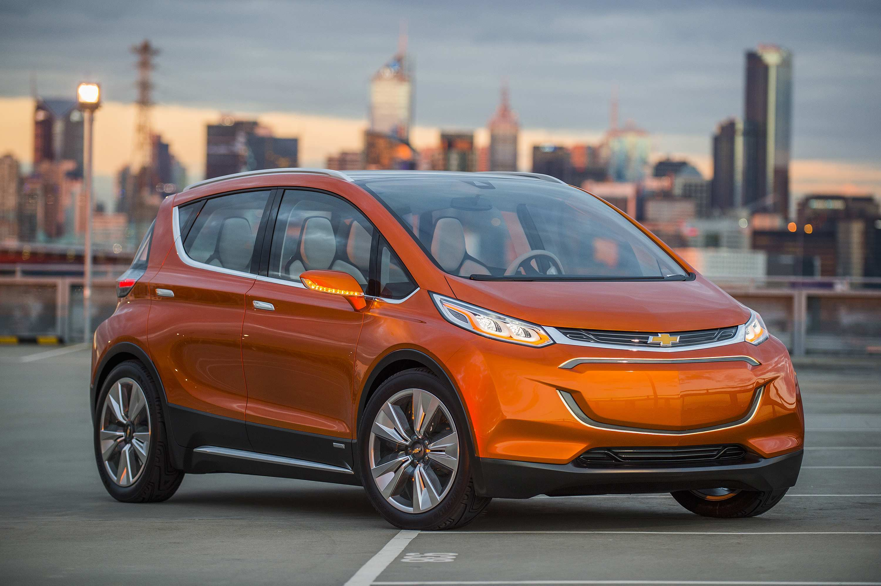 56 The Chevrolet Bolt Ev 2020 First Drive