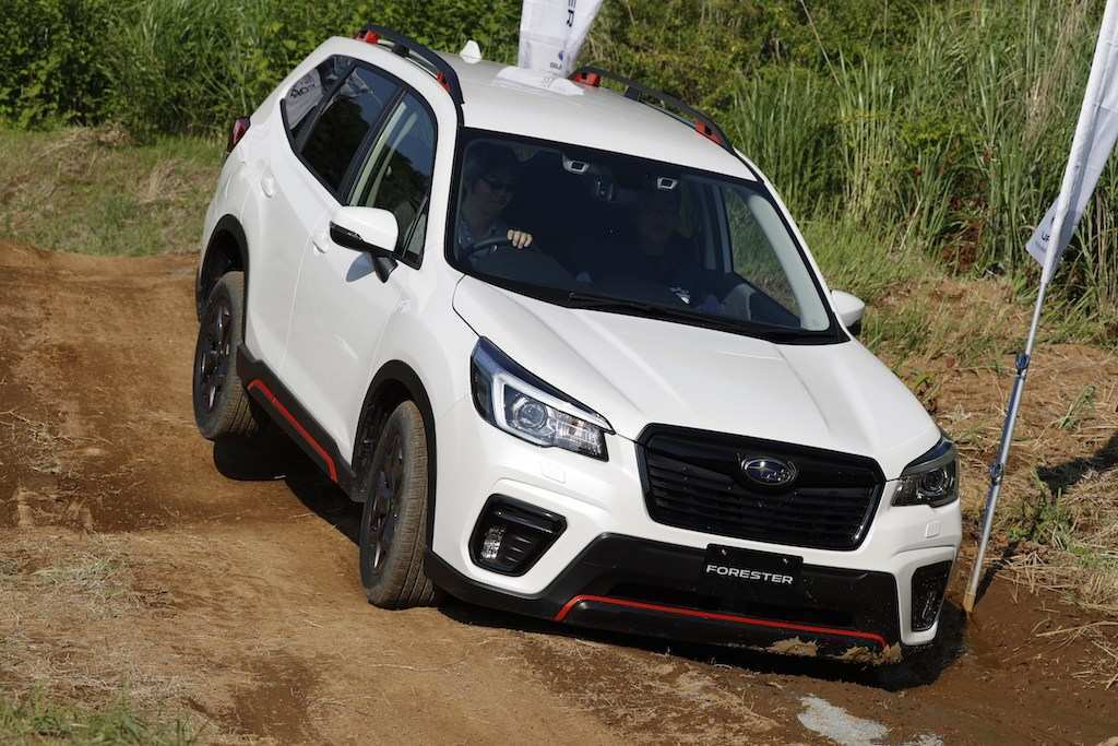56 The Dimensions Of 2019 Subaru Forester Images