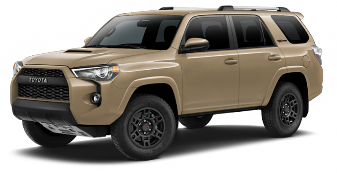 56 The Forerunner Toyota 2019 New Model And Performance