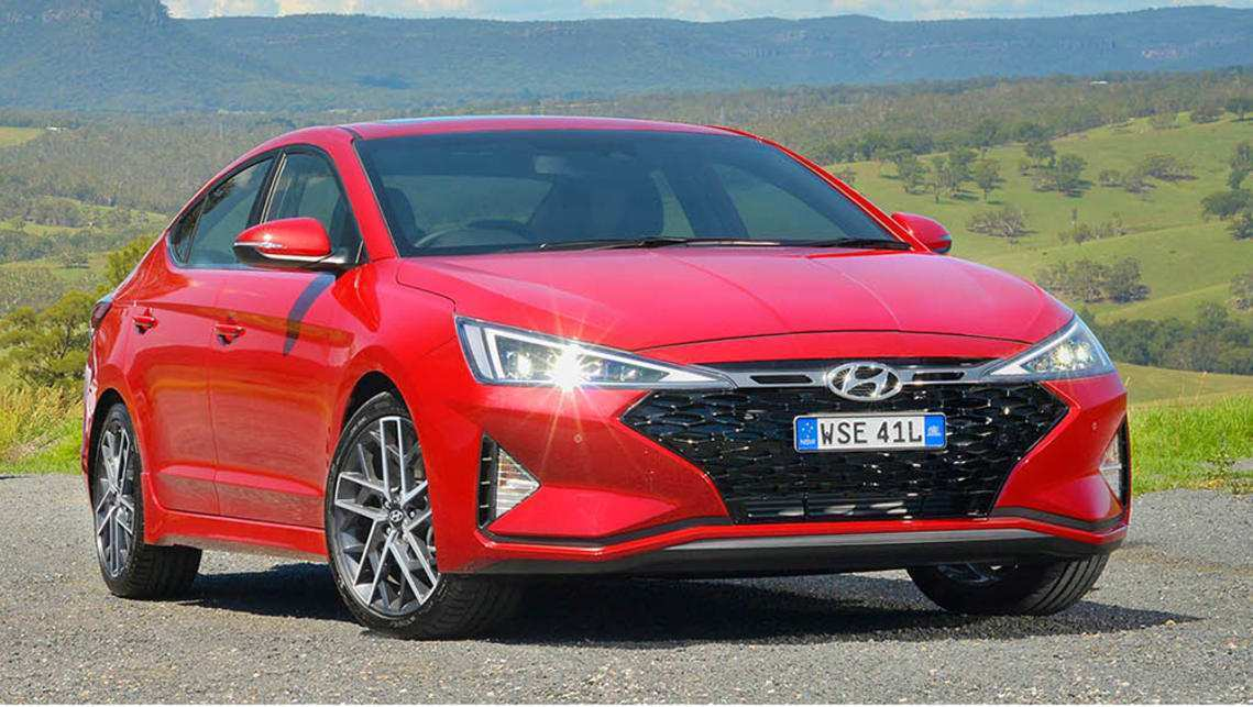 56 The Hyundai Elantra Sport 2020 Specs And Review