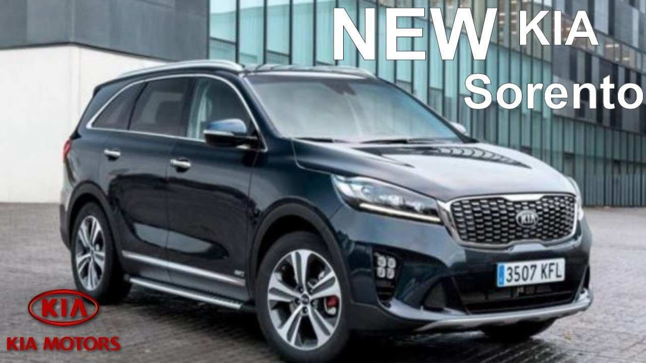56 The Kia Sorento 2019 Video Release Date