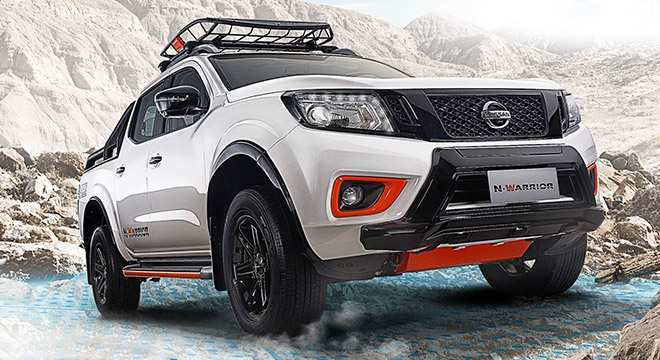 56 The Nissan Warrior 2019 Release