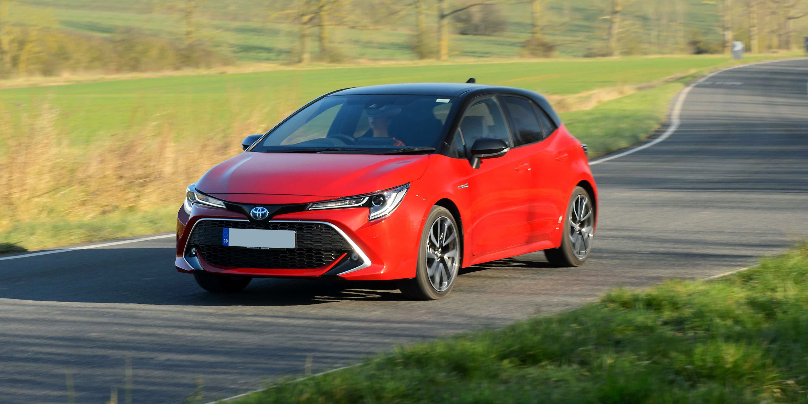 56 The Toyota Corolla 2019 Uk Ratings