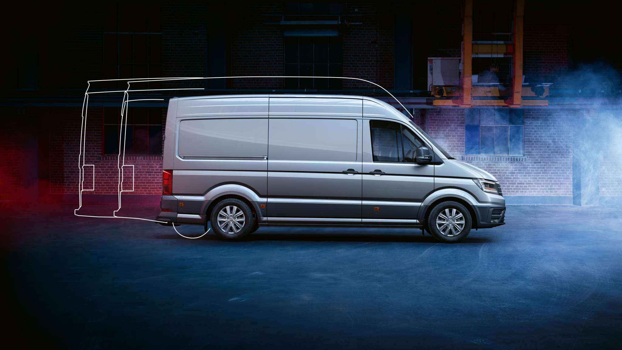 56 The Volkswagen Crafter 2019 Review And Release Date