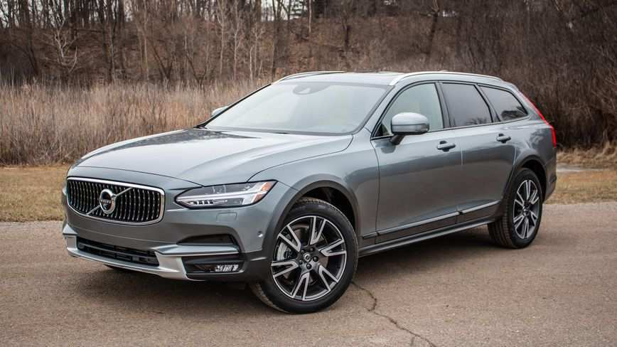 56 The Volvo 2019 Station Wagon Concept
