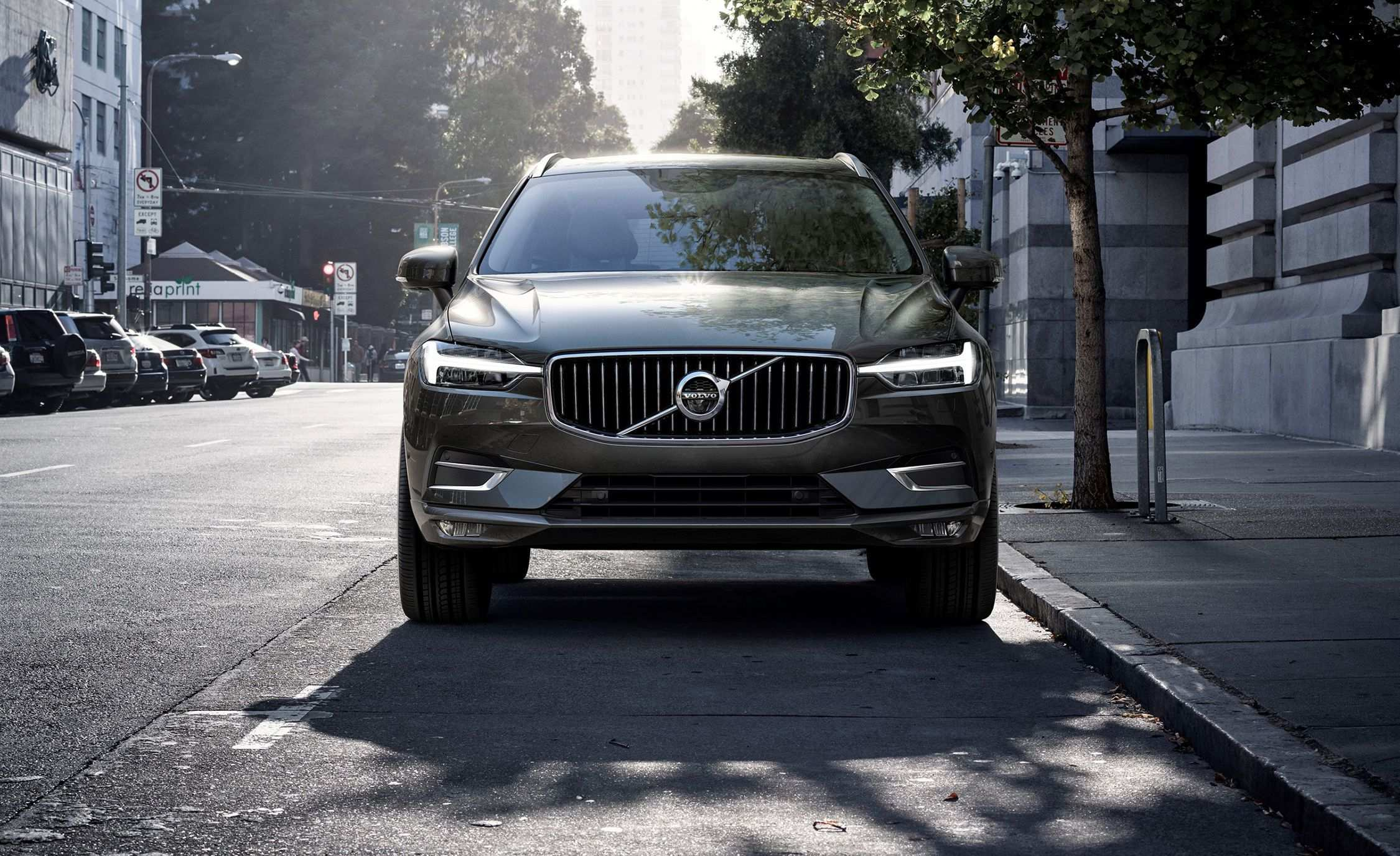 56 The Volvo Xc60 2019 Manual Performance