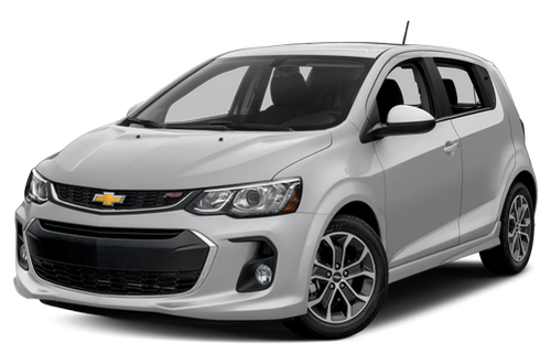 57 A 2019 Chevy Sonic Images