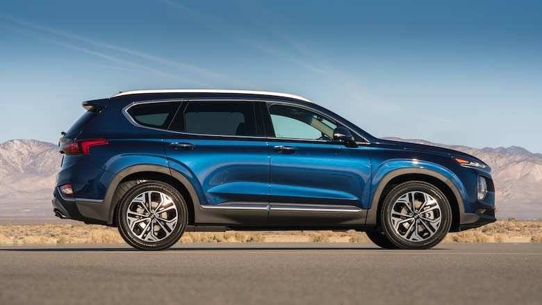 57 A 2019 Hyundai Santa Fe Redesign And Review