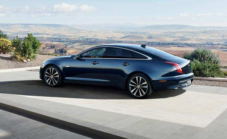 57 A 2019 Jaguar Sedan Pictures