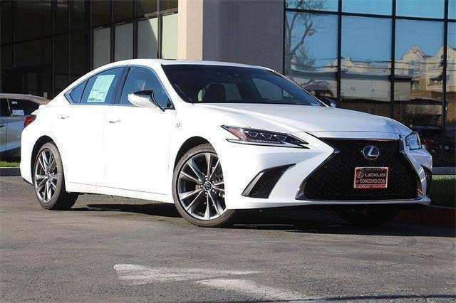 57 A 2019 Lexus Es 350 F Sport Exterior And Interior
